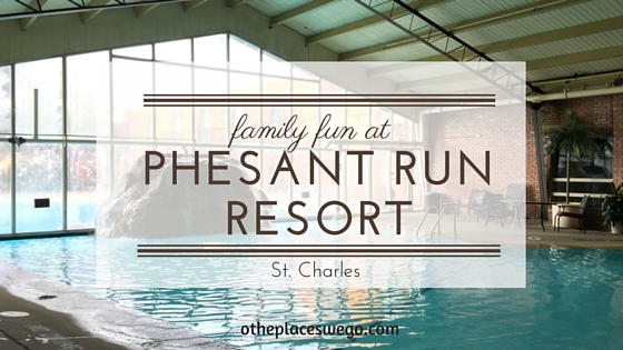 Fun for the entire family at Pheasant Run Resort