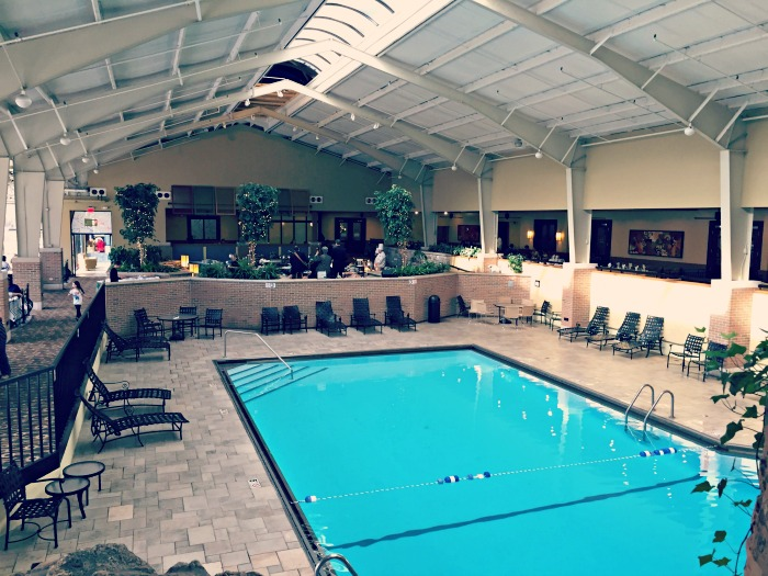 A review of the Pheasant Run Resort in St. Charles Illinois. The family-friendly property boasts 2 pools including a Garden Atrium Pool.