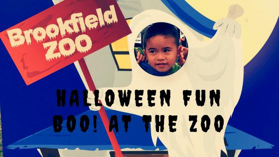 Halloween Fun at Boo! at the Zoo at Brookfield Zoo