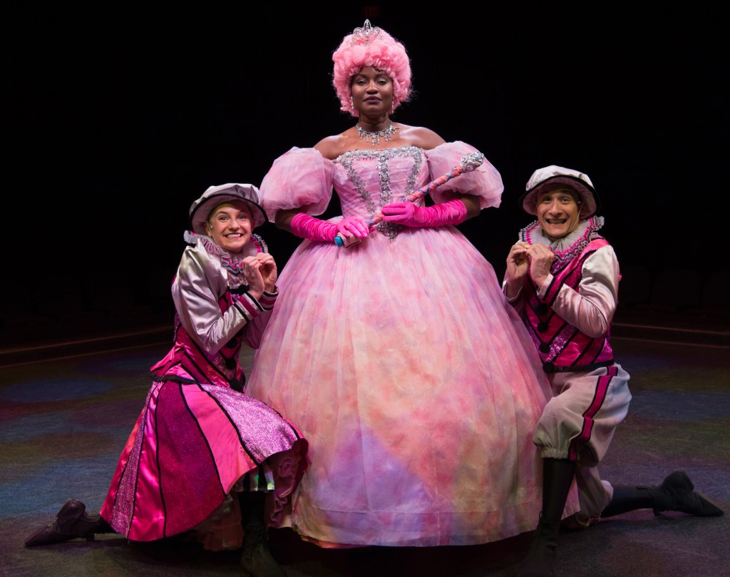 Experience The Nutcracker with kids at Marriott Theatre for Young Audiences