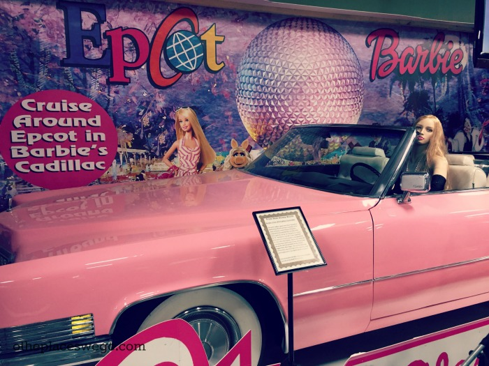 Volo Auto Museum - Barbie Corvette