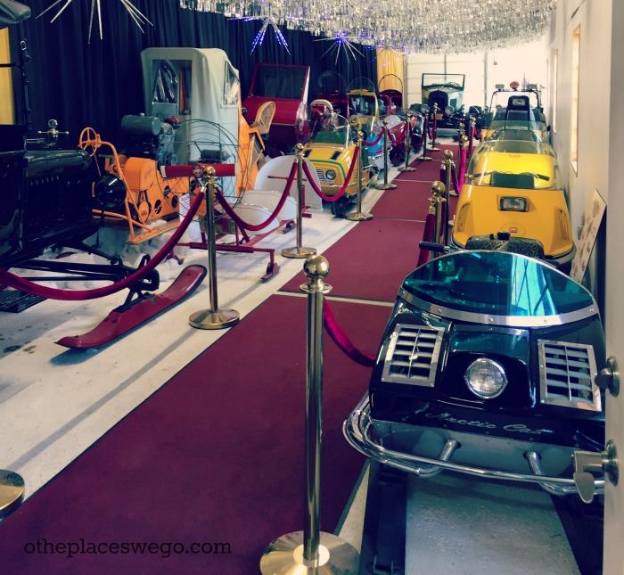 Volo Auto Museum - Snowmobile
