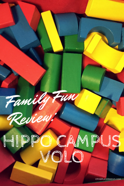 Family fun at Hippo Campus in Volo Illinois