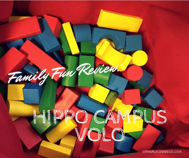 Family fun at Hippo Campus in Volo, Illinois