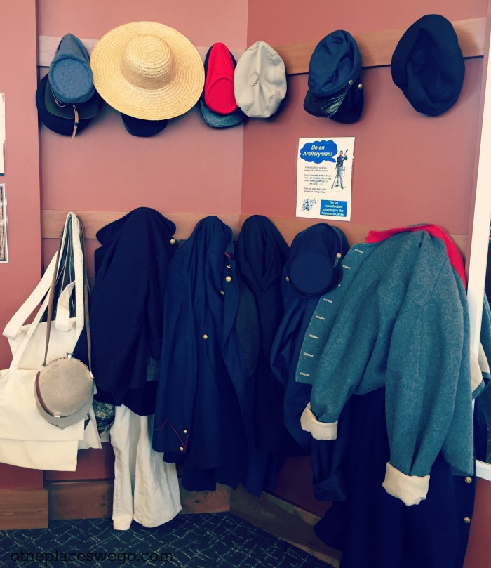 Civil War Museum Kenosha - Kids Room