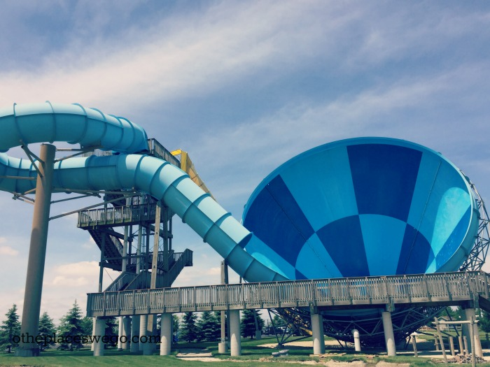 Raging Waves Waterpark - Cyclone