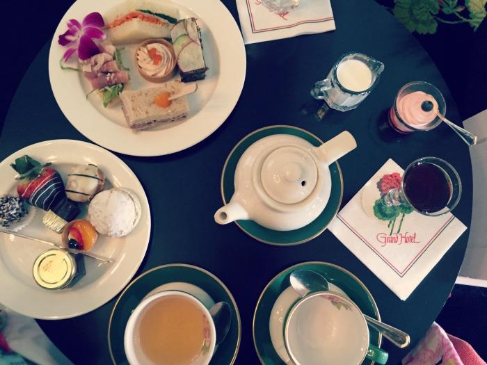 Grand Hotel Mackinac Island - Afternoon Tea