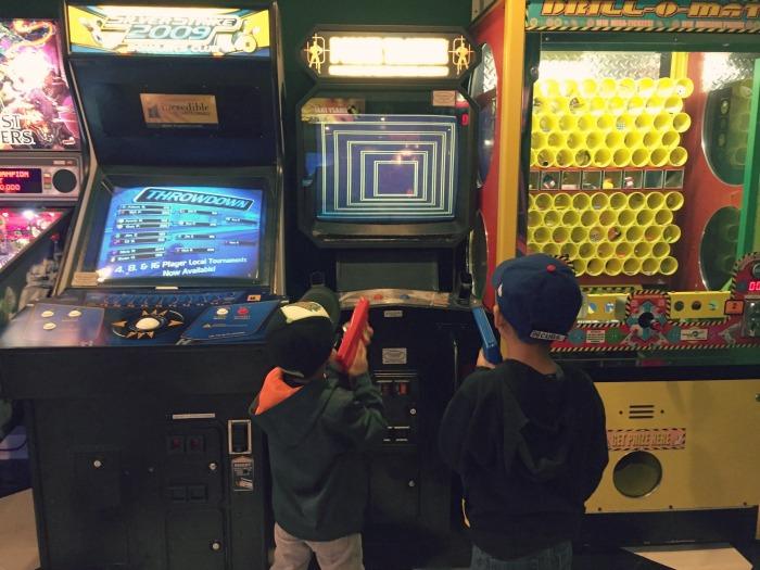 Grand Hotel Mackinac Island - Arcade
