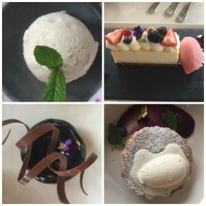 Grand Hotel Mackinac Island - Jockey Club Desserts