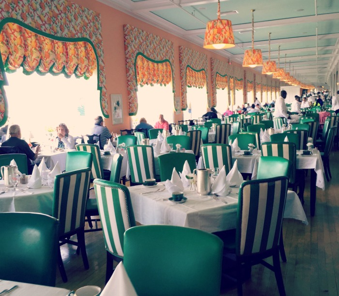 Grand Hotel Mackinac Island   Main Dining Room Part 39