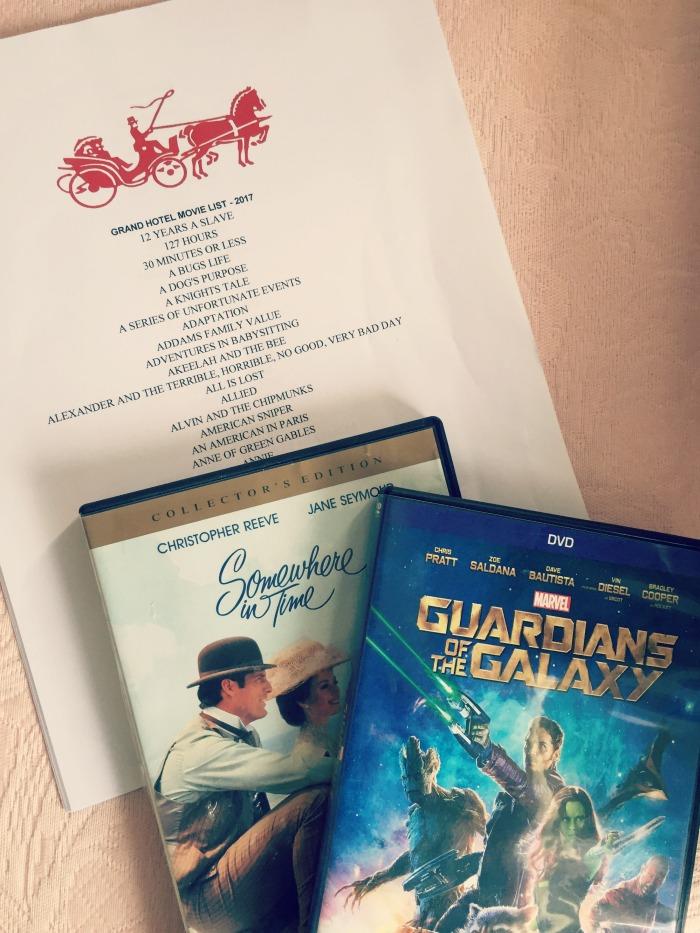 Grand Hotel Mackinac Island - Movies