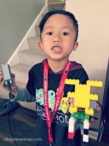 Play-Well Teknologies LEGO - Pikachu