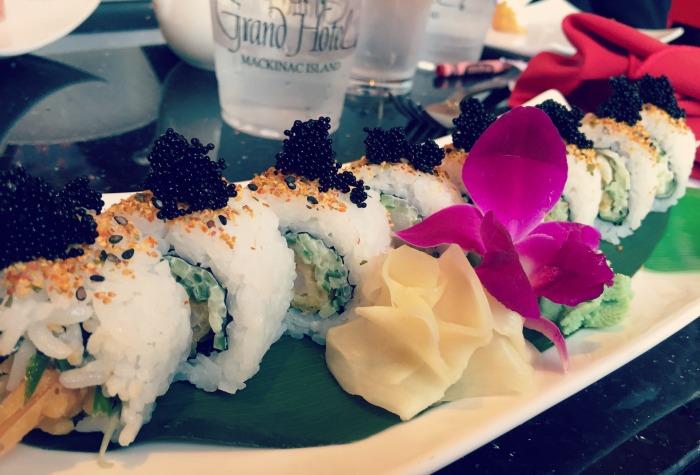 Sushi Grand Sushi Roll
