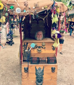 Family fun at the Bristol Renaissance Faire