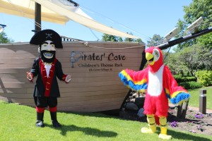Elk Grove Park District - Pirate Pete and PJ