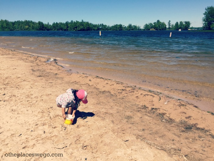 Family Friendly Ludington - Hamlin Lake at Ludington State Park