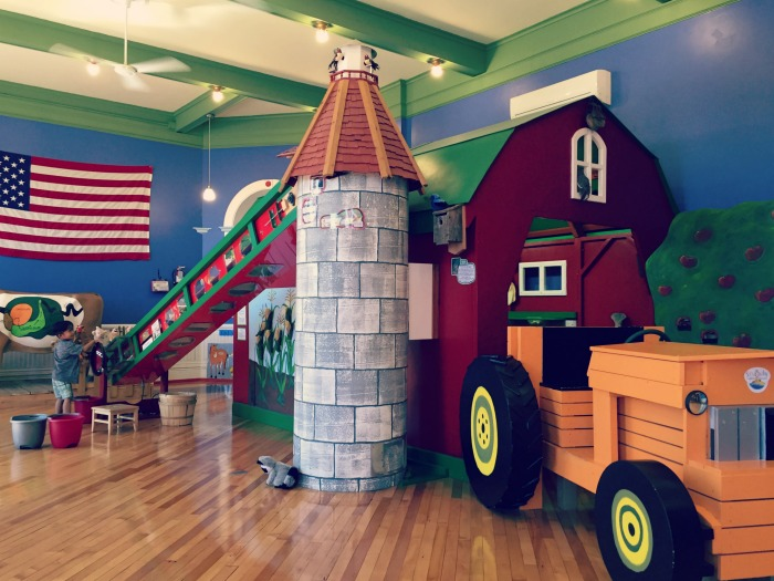 Family Friendly Ludington - Sandcastles Childrens Museum