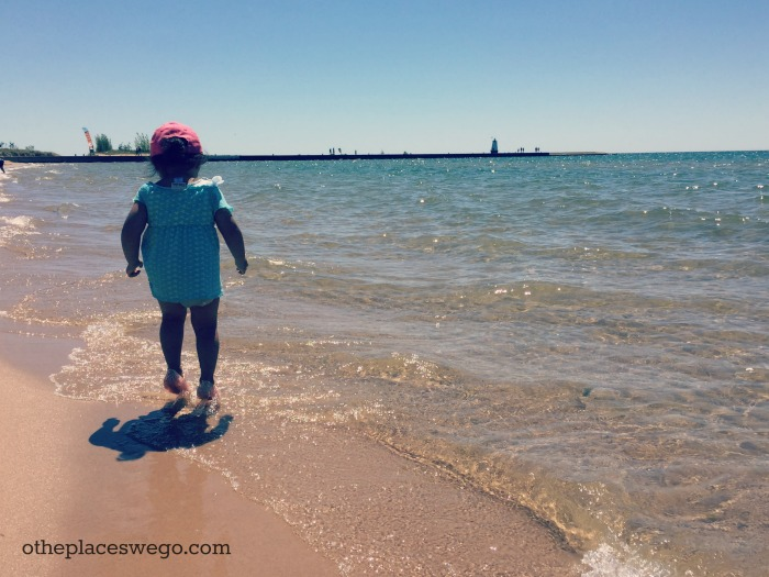 Exploring the family friendly destination of Ludington, Michigan.