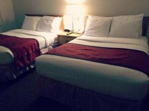 Naders Motel and Suites - Double Queen Bedroom