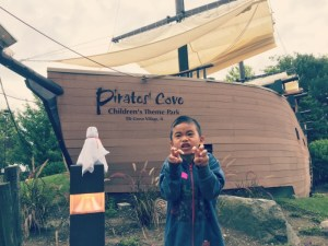 Pirates Cove Theme Park Elk Grove Village - Pirate Ship