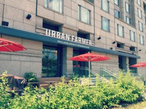 A review of family-friendly Urban Farmer at Logan Hotel Philadelphia.