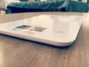 Review of Ozeri Food Scale and INSTAVAC Nesting Storage Set