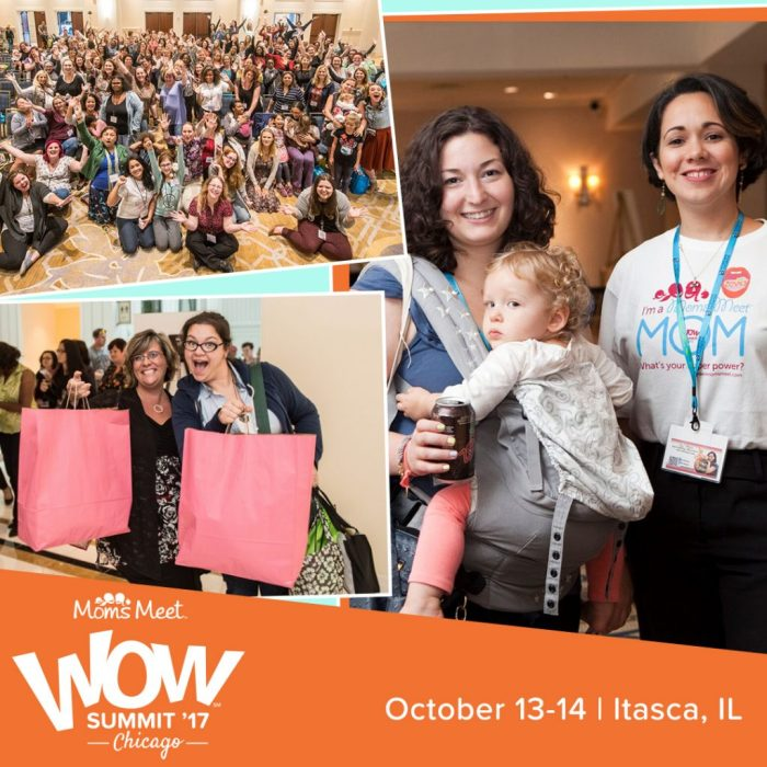 Why Moms Need to Go to the WOW Summit 2017 in Chicago Oct. 13-14