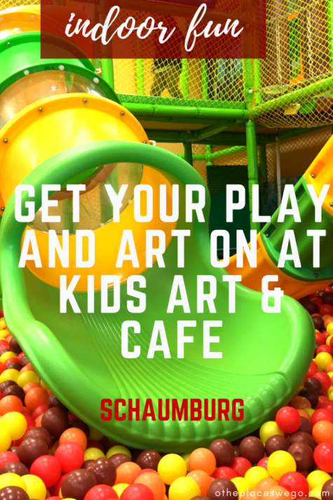 Get your play and art on at Kids Art & Cafe Schaumburg