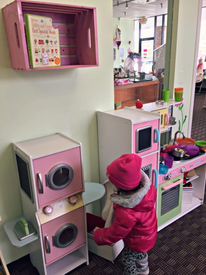 Too Cute Consignment in Crystal Lake Reopens and is Bigger and Better than Ever. A great secondhand kids store.