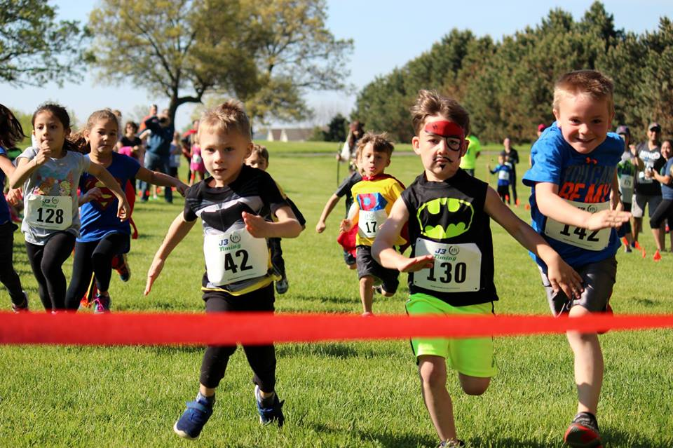 Cancer Kiss My Cooley 5K Run and Superhero Dash: Help Support Kids with Pediatric Brain Tumors