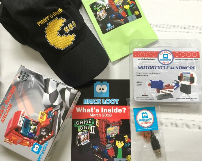 Brick Loot: An Awesome Subscription Service for LEGO and Brick-lovers + Giveaway