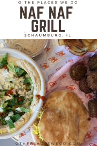 A look at the new Middle Eastern Grill, Naf Naf Grill, in Schaumburg.