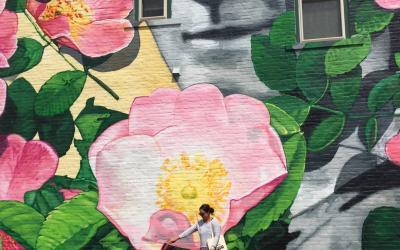 Amazing Public Art in Dubuque, Iowa