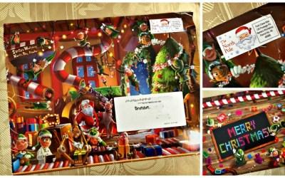 Make Holiday Memories from PackageFromSanta.com
