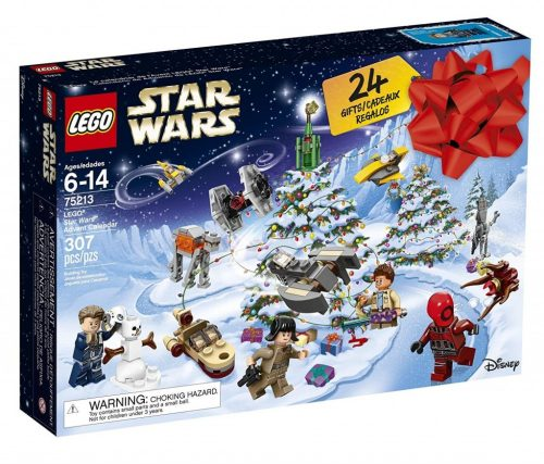 Awesome Advent Calendars including a wooden gingerbread house from Amazon.com