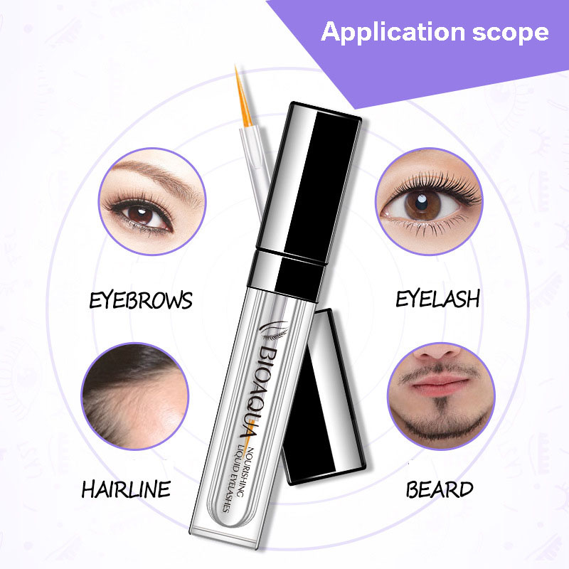 Bioaqua Eyelash Nourishing Fluid Repair Eyebrows Curling Thick