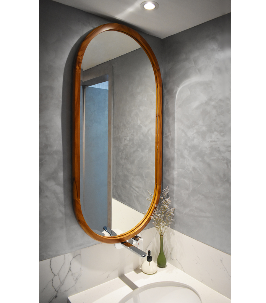 Oval Mirror Singapore Amy Mirror