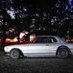 Nissan Hakosuka Skyline GT-R exterior profile