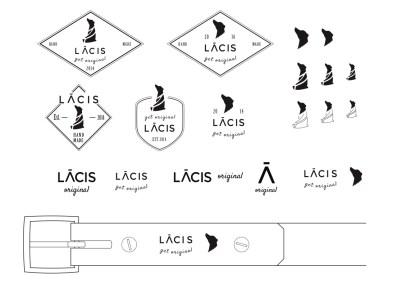 LACIS jaunie logo visi varianti