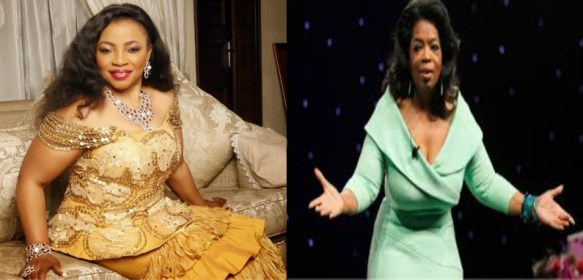 Woman unseats oprah as riches black woman