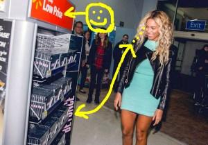 Beyonce_Walmart