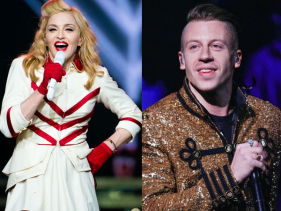 MADONNA AND MACKLEMORE
