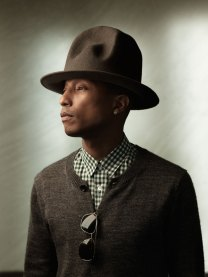 """PHARRELL WILLIAMS """"The Performer Whose Sound Now Blankets The World"""" 