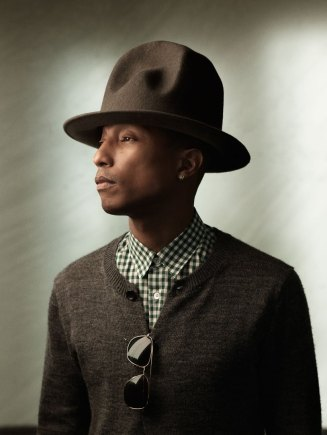 "PHARRELL WILLIAMS ""The Performer Whose Sound Now Blankets The World"" 