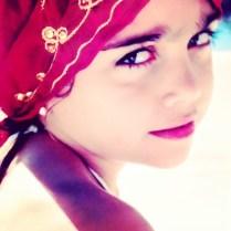 """One lucky Mother' #livingforlove"" -Madonna"