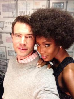 Naomi and... #Jake