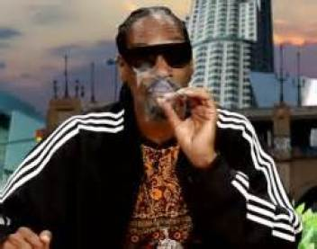 Snoop at White House OTHER SIDE OF THE FAME 4