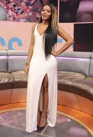 Angela Simmons OTHER SIDE OF THE FAME