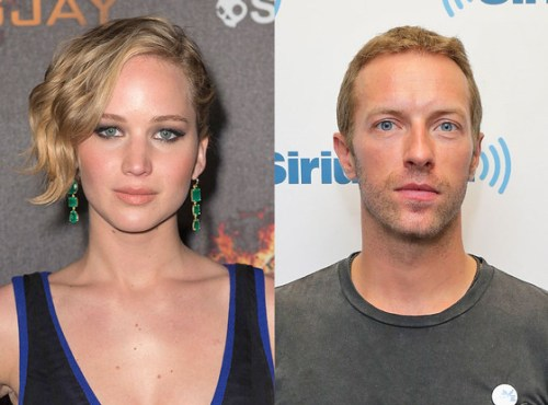Christ Martin and Jennifer Lawrence OTHER SIDE OF THE FAME