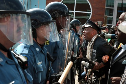 FERGUSON OTHER SIDE OF THE FAME _PHOTO ROBERT COHEN ST LOUIS DISPATCH